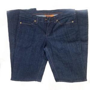 Tory Burch classic blue jeans